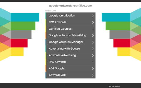 google-adwords-certified.com