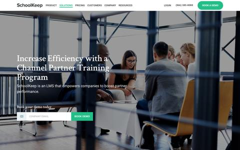 Channel Partner Training for Businesses