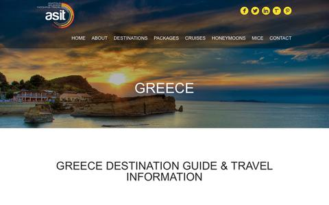 Screenshot of About Page asit.gr - Greece Destination Guide & Travel Information | ASIT - captured Oct. 7, 2017