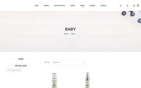 Prodotti per Bambini e Neonati