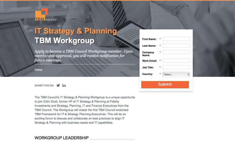 IT Strategy & Planning