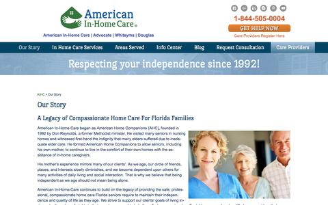 Private Duty Home Care Florida Seniors Need
