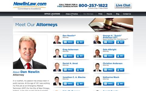 Dan Newlin and Partners - Injury Attorneys