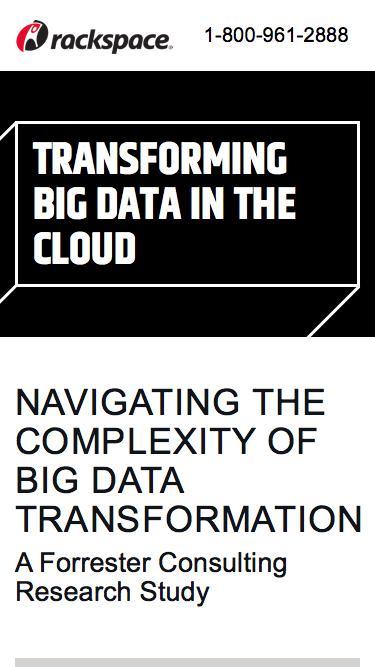 Navigating Big Data Transformation Complexities