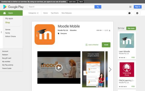Moodle Mobile - Android Apps on Google Play