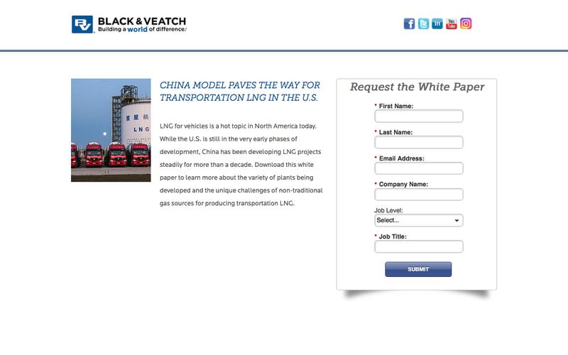 China Model Paves The Way For Transportation LNG In The US - Black & Veatch
