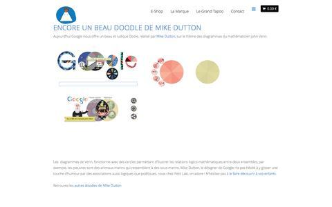 Screenshot of Blog petitlaki.com - Petit Laki - captured Sept. 29, 2014