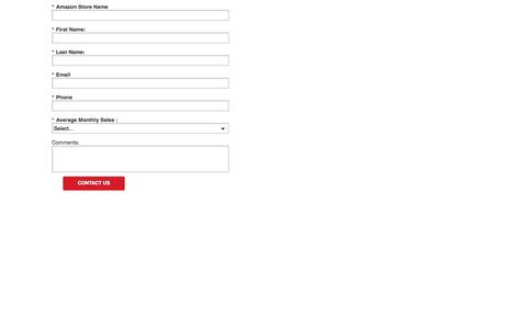 Screenshot of Landing Page feedvisor.com captured April 24, 2016