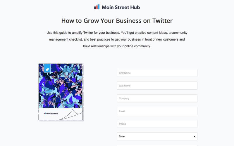 MainStreet Hub