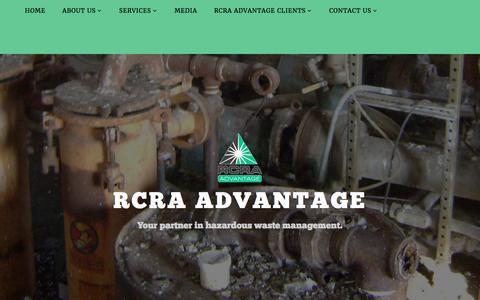 Screenshot of Testimonials Page rcra-advantage.com - Testimonials – RCRA Advantage - captured June 18, 2017