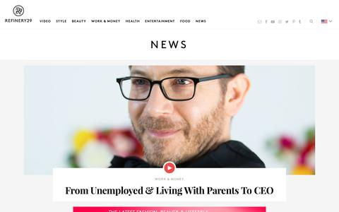 Latest News Headlines from World of Fashion, Beauty and Entertainment