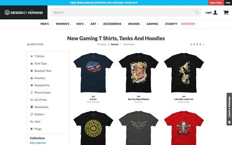 New Gaming Gaming T Shirts, Tanks And Hoodies   Design By Humans