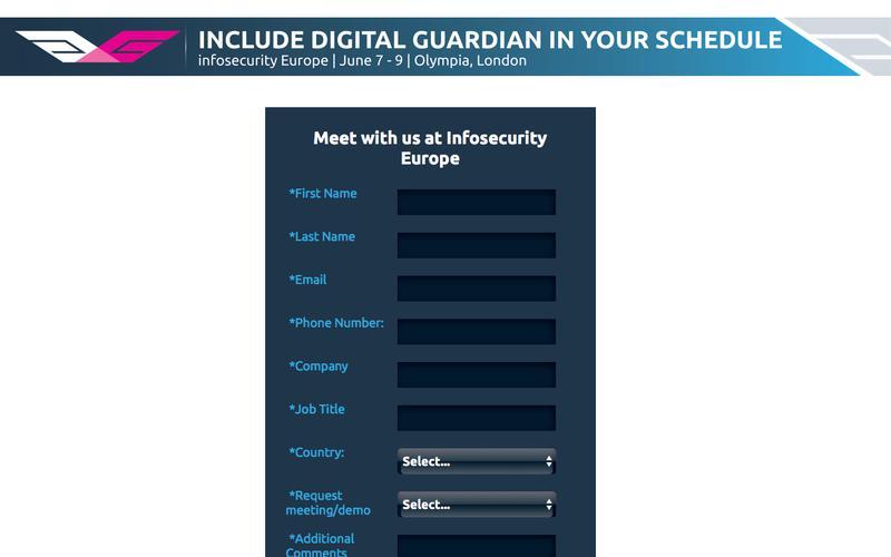 See Digital Guardian at RSA