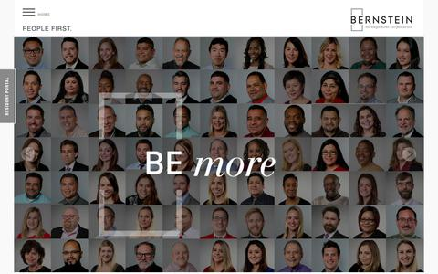Screenshot of Jobs Page bmcproperties.com - Careers | Bernstein Management Corporation - captured Sept. 28, 2018