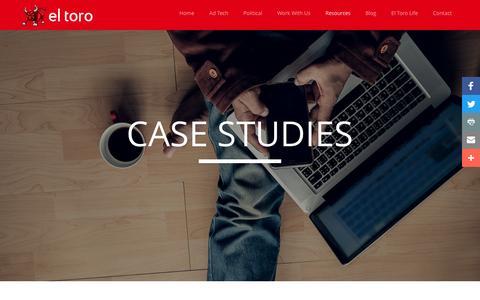 Case Studies - El Toro