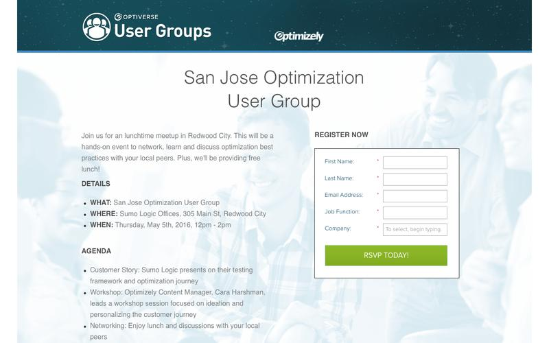 Optimizely User Groups