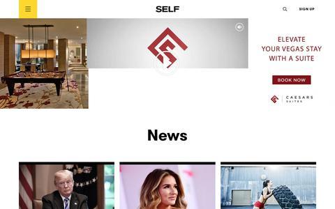 News - Tips, Trends & News | SELF
