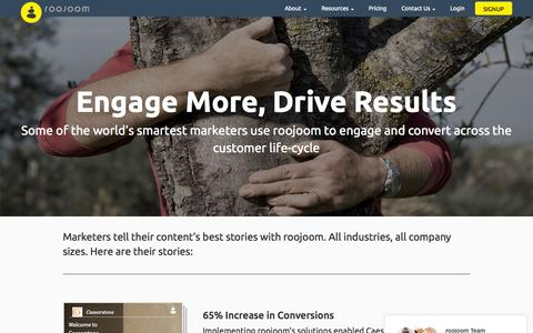 Engage More, Drive Results -