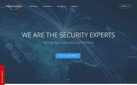 Praetorian Cybersecurity Solutions