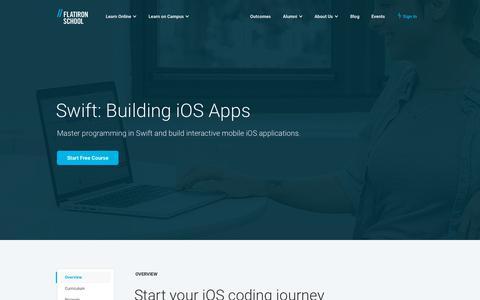 Free Swift iOS Programming Course   Flatiron School