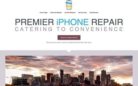 Denver's Premier iPhone Repair