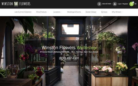Wellesley Florist: Same Day Flower Delivery | Winston Flowers | Winston Flowers