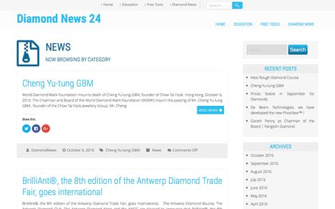 News Archives - Diamond News 24