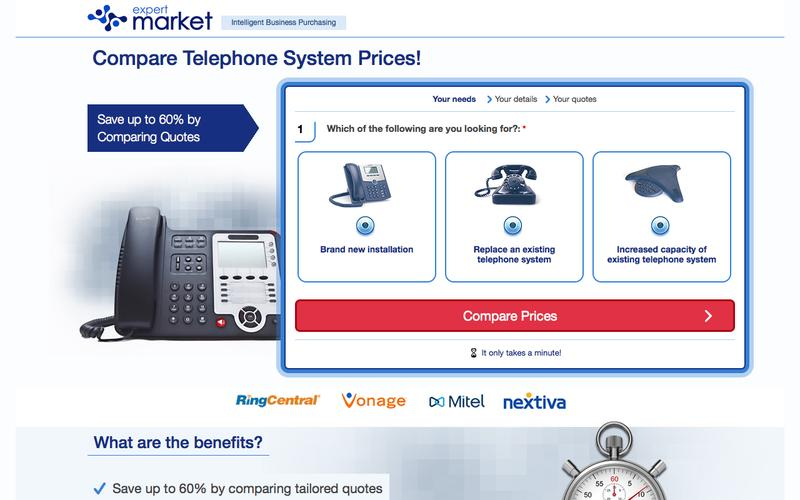 EM US Telephone Systems [1035] | Expert Market US