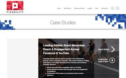 Case Studies Archive -