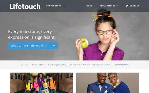 Home - Lifetouch