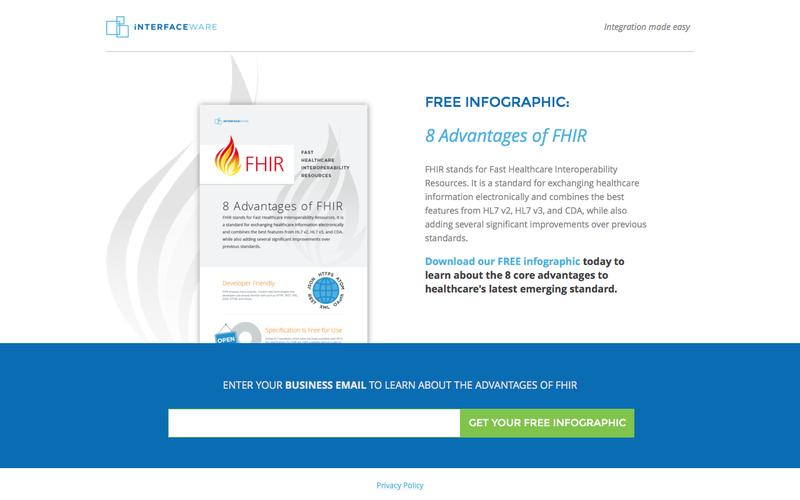 8 Advantages of FHIR - FREE Infographic