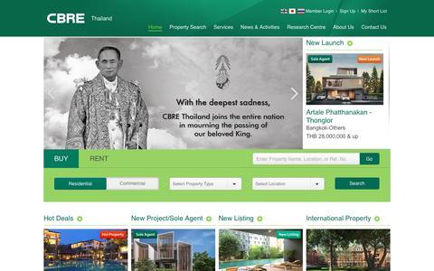 Bangkok Luxury Condo | Phuket Villa | Sales & Rent | Thailand Property Agent