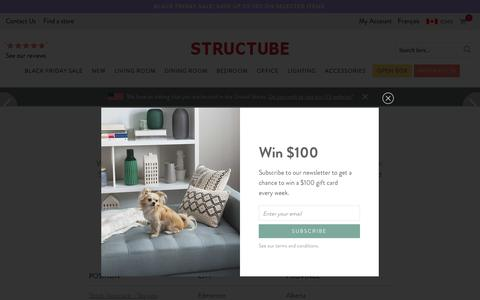 Screenshot of Jobs Page structube.com - Careers | Structube - captured Nov. 17, 2018