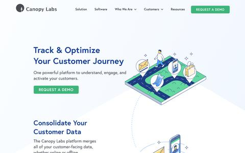 Canopy Labs | Customer Journey Software