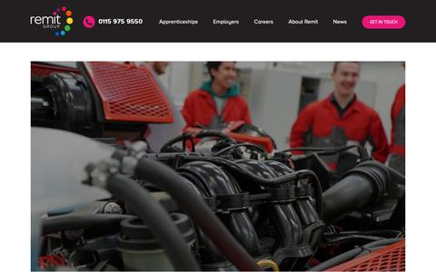 Screenshot of Blog remit.co.uk - Blog – Remit Group - captured Oct. 20, 2018