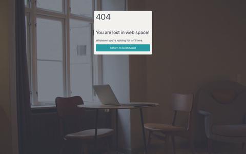 Screenshot of purechat.com - 404 - Pure Chat - captured Nov. 2, 2018