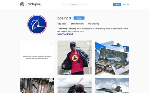 The Boeing Company (@boeing) • Instagram photos and videos