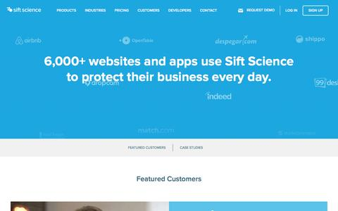 Ecommerce Fraud Protection Software Case Studies | Sift Science
