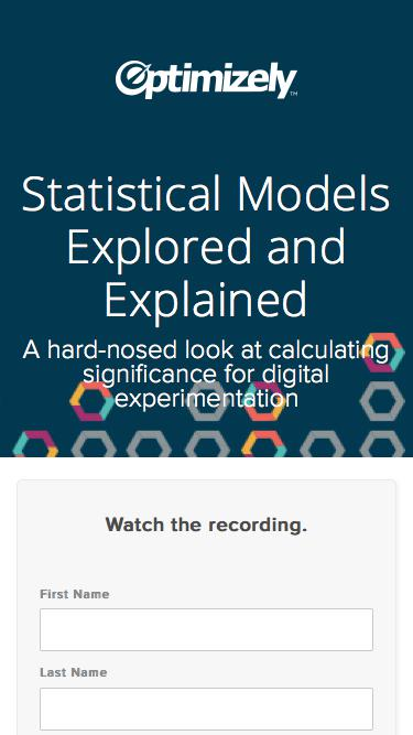 Statistical Models Explored and Explained