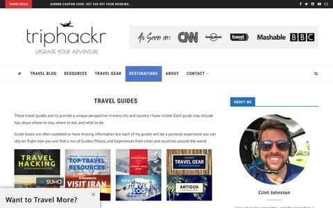 Travel Guides | Triphackr