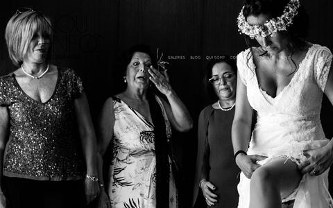 Screenshot of Home Page nouenfoc.com - Nou Enfoc - Fotografs de boda al Penedès i Garraf. - captured Feb. 15, 2016