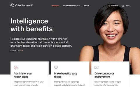 Your Complete Health Insurance Solution |Collective Health