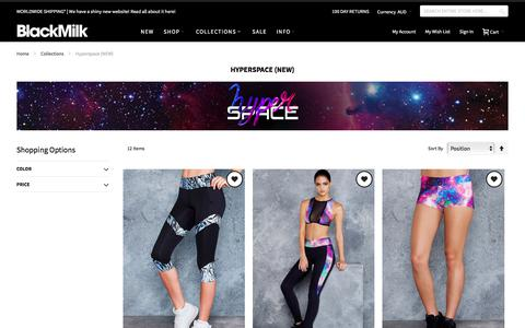 Hyperspace (NEW) - Collections