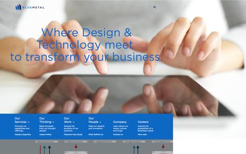 BlueMetal - An Insight company