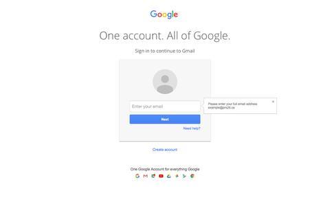 Screenshot of Home Page google.com - Gmail - captured Sept. 25, 2015