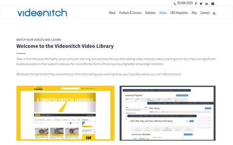 Videonitch Video Library - Videonitch