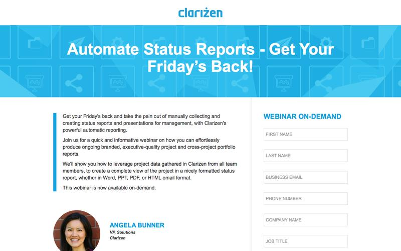 Automate Status Reports - Get Your Friday's Back!