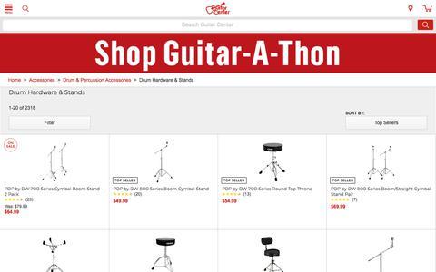Drum Hardware & Stands | Guitar Center