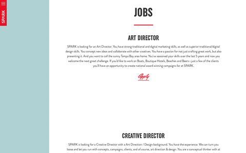 SPARK : Jobs