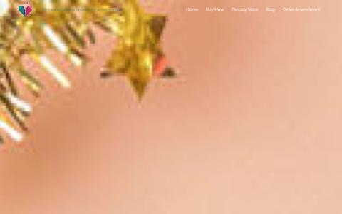 Screenshot of Home Page vibease.com - Best Remote Control Vibrator, Quiet & Powerful - Vibease Vibrator - captured Dec. 31, 2015